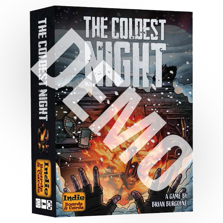 The Coldest Night Demo
