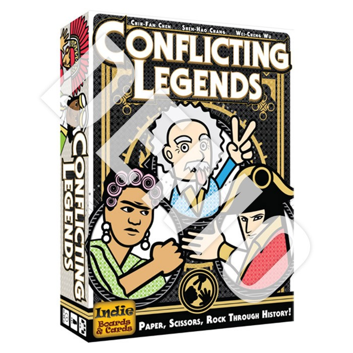 Conflicting Legends Demo