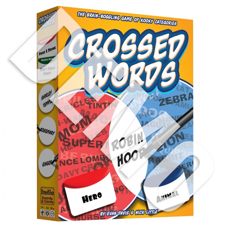 Crossed Words Demo