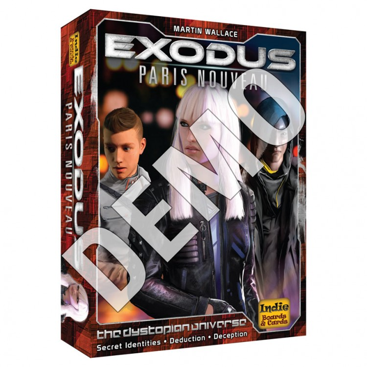 Exodus Paris Nouveau DEMO