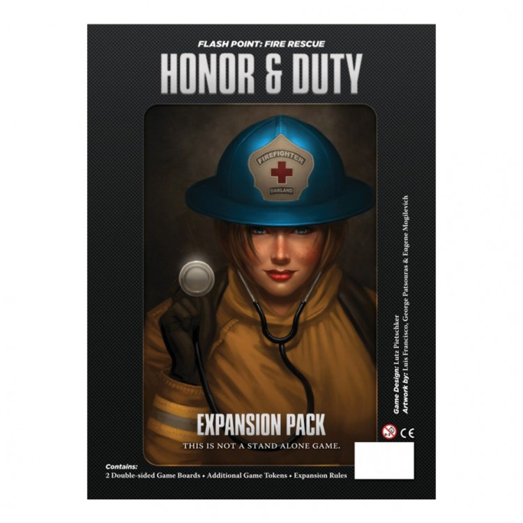 Flash Point: Honor & Duty