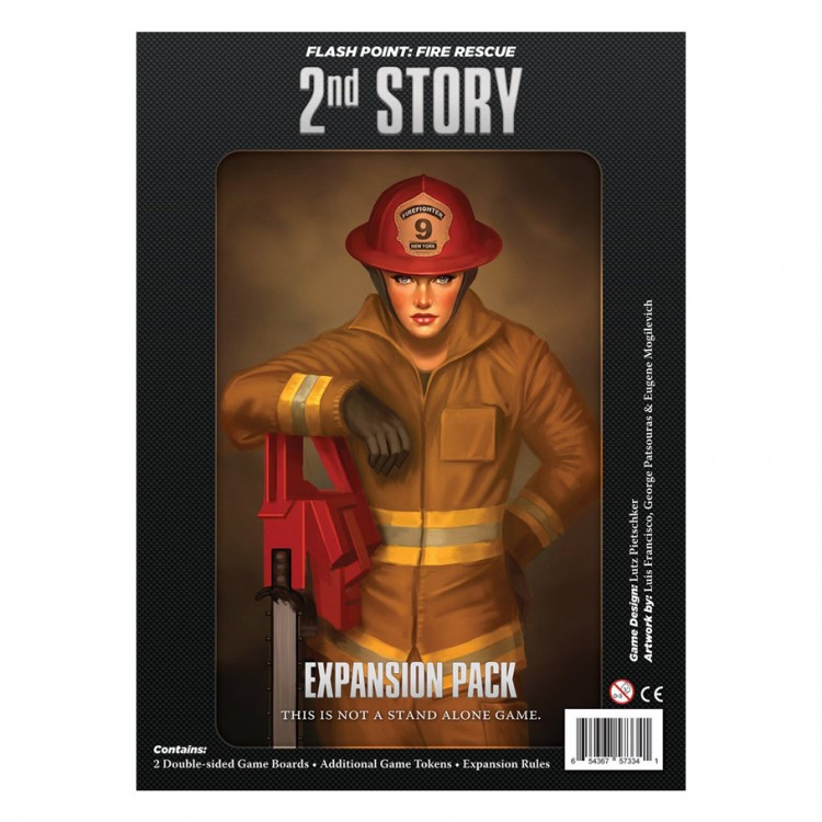 Flash Point Fire Rescue: 2nd Story