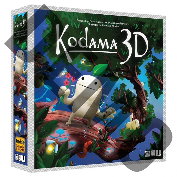 Kodama 3D DEMO