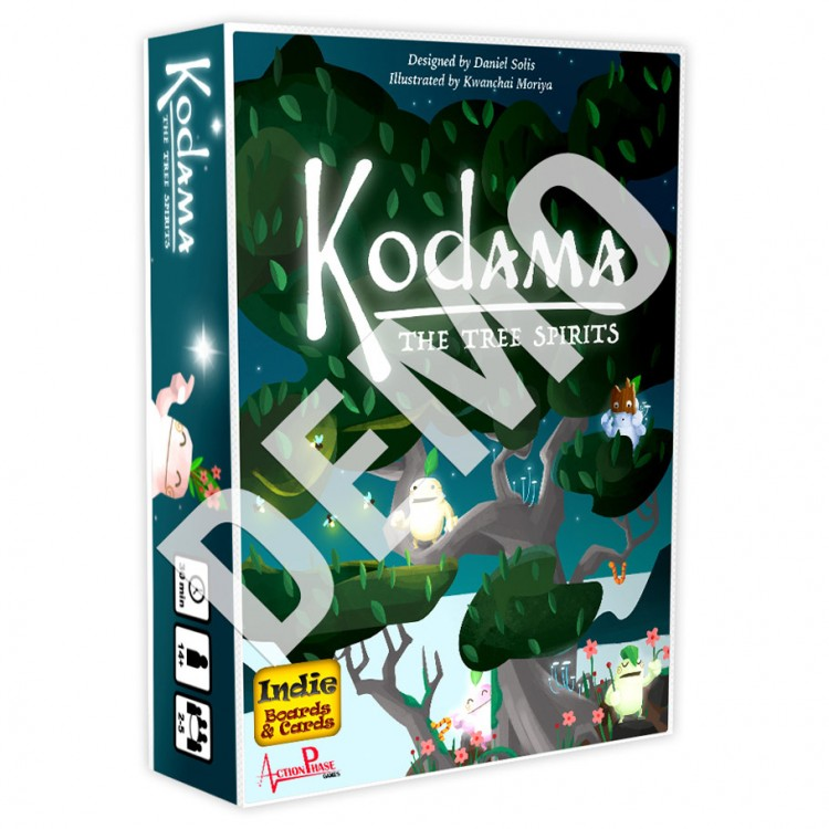 Kodama: The Tree Spirits Demo