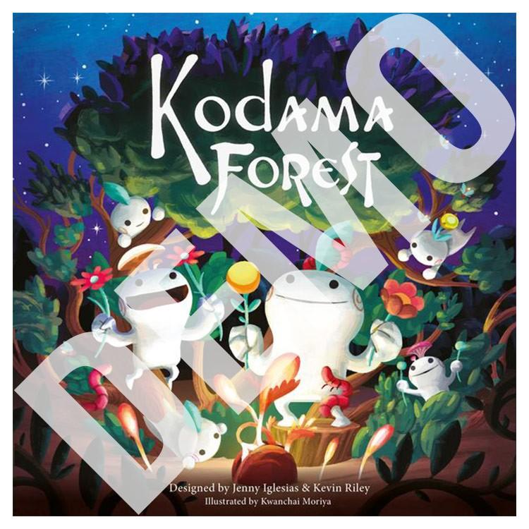 Kodama Forest DEMO