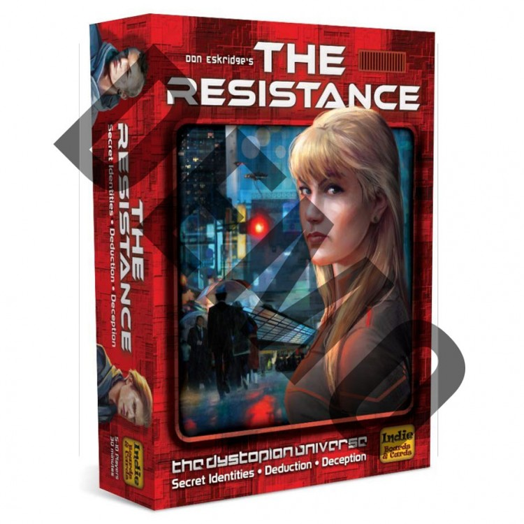 The Resistance 3rd Edition Demo