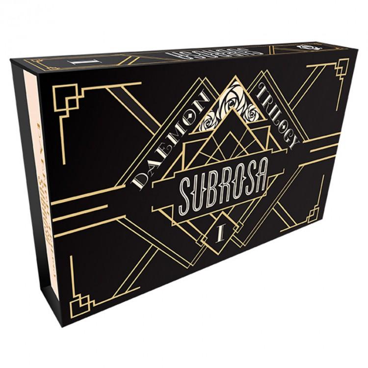Daemon Trilogy: Subrosa