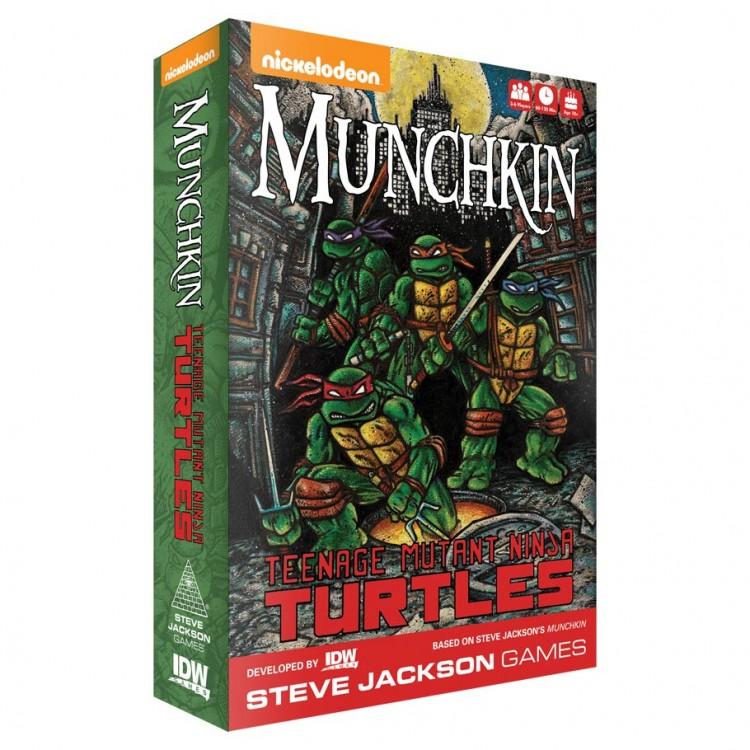 Munchkin: TMNT