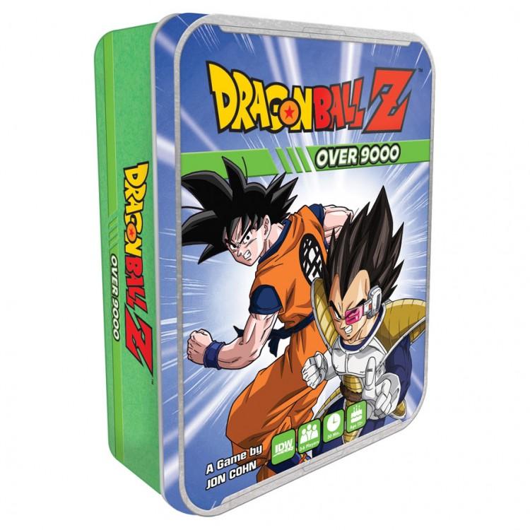 Dragon Ball Z: Over 9000!