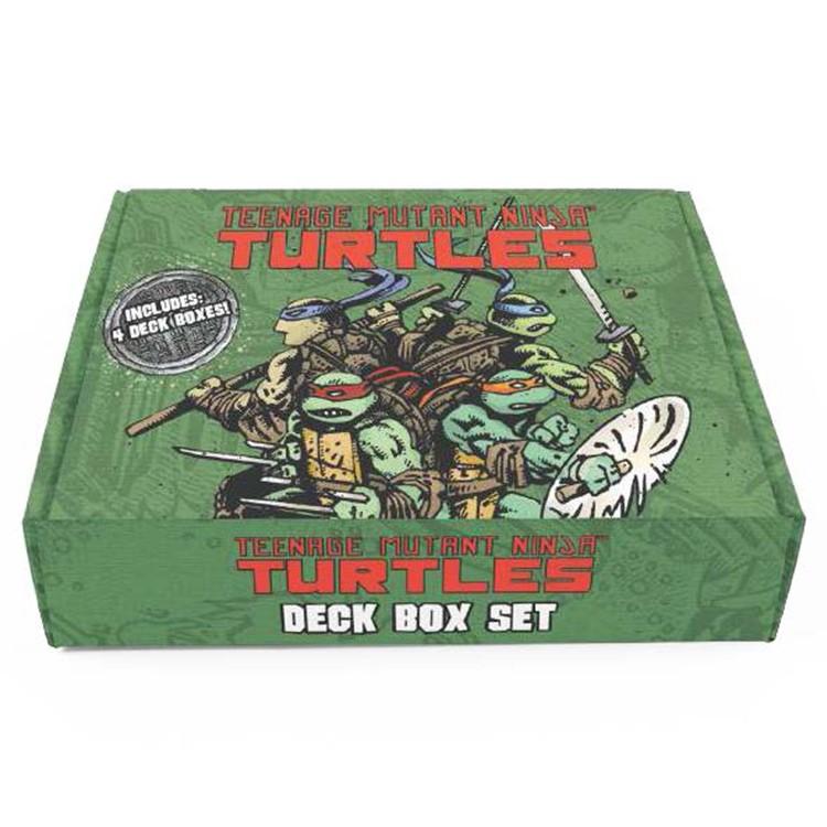 TMNT: Deck Box Set