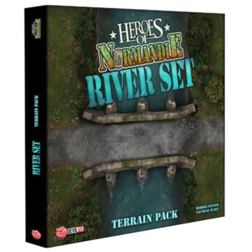 HoN: Terrain Pack - River