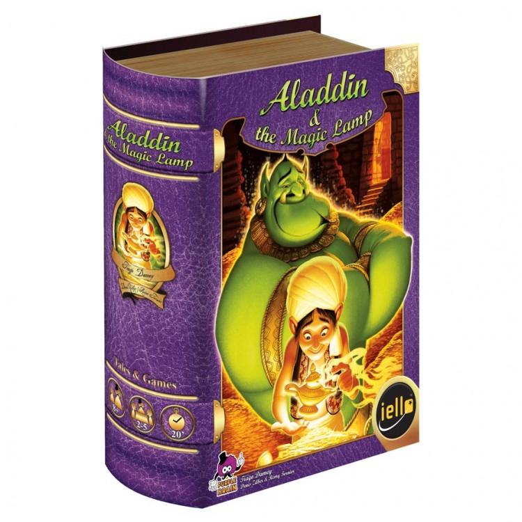 T&G: Aladdin & the Magic Lamp