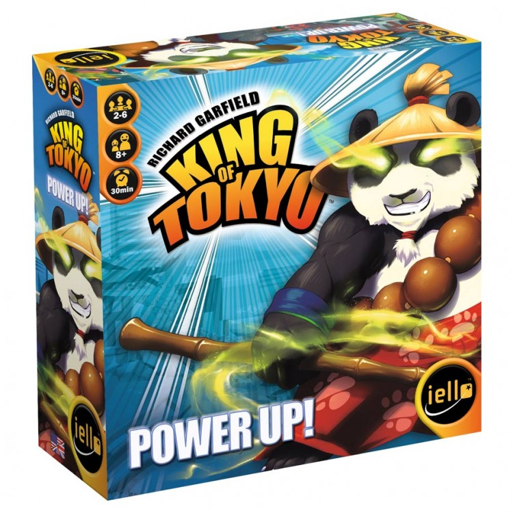 King of Tokyo 2E: Power Up