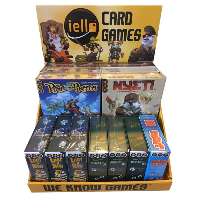 Card Game Display