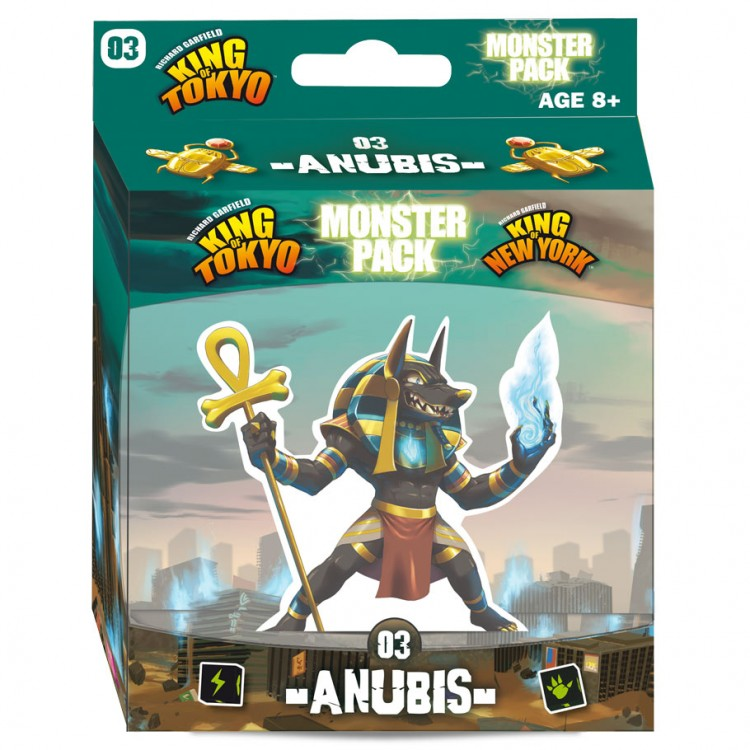 King of Tokyo: Monster Pack: Anubis