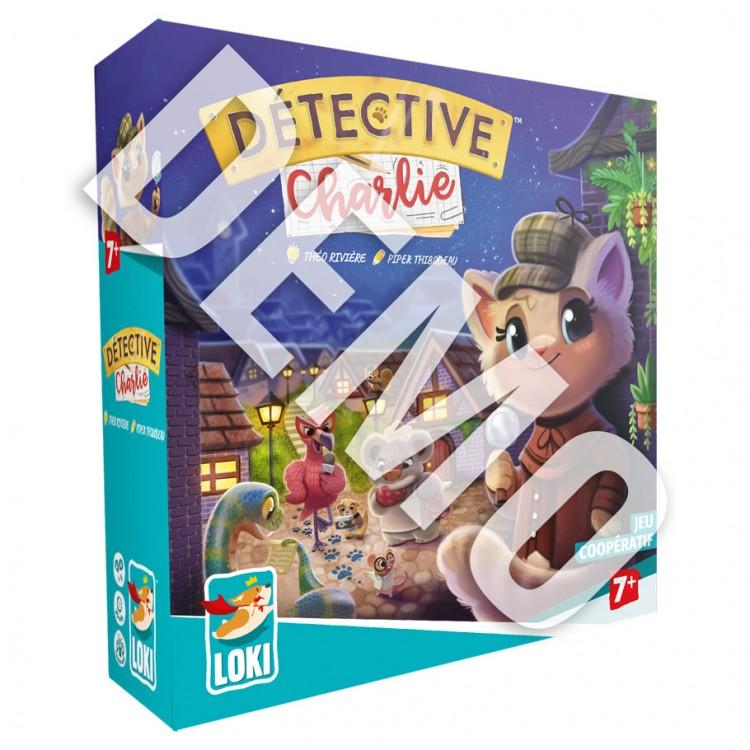 Detective Charlie DEMO