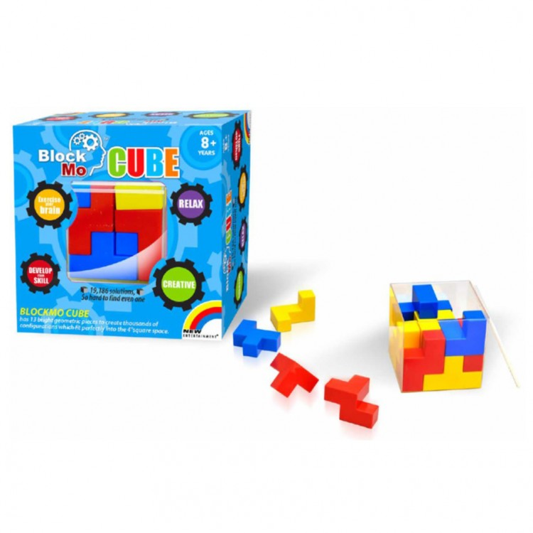 Puzzle: Blockmo Puzzle Cube