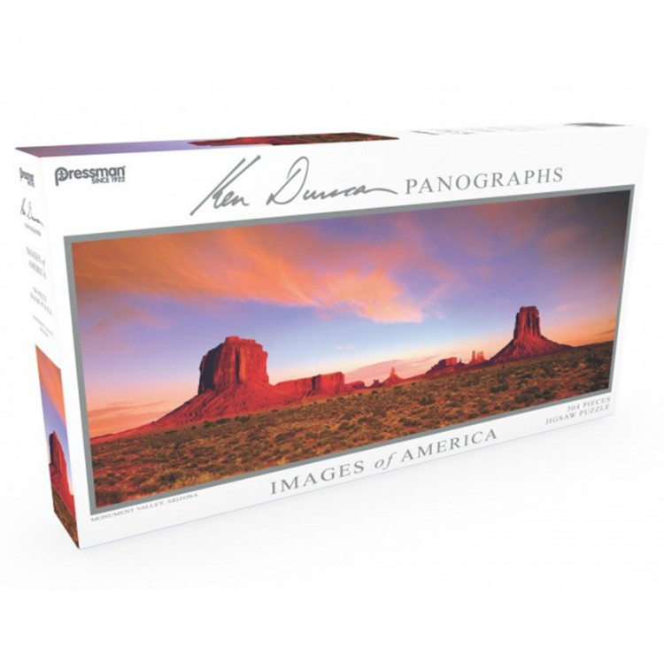Puzzle: Panoramic: Monument Valley: #504