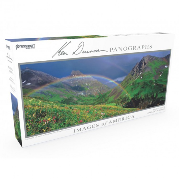Puzzle: Panoramic: Promise of Peace #504