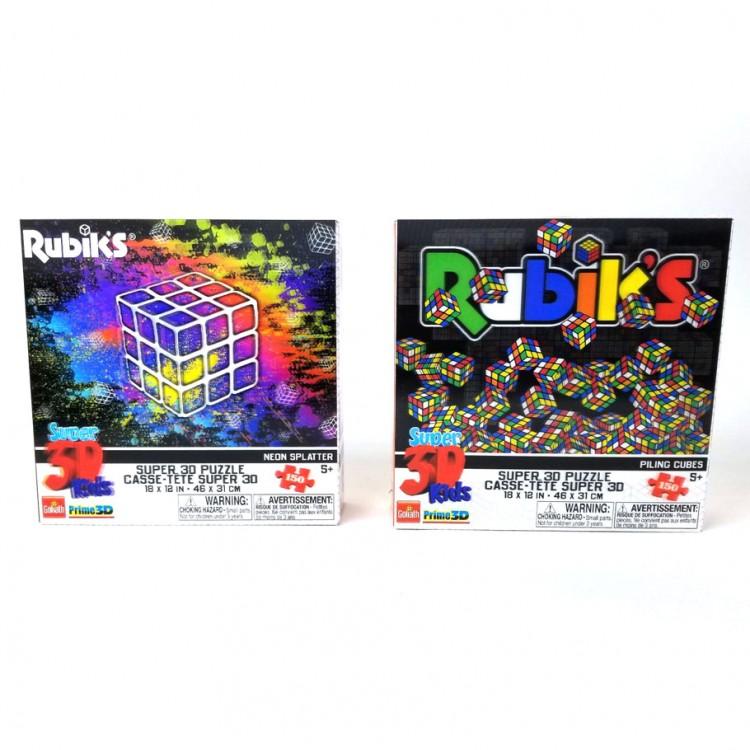 Puzzle: 3D: Rubik's Ast 150pc (6)