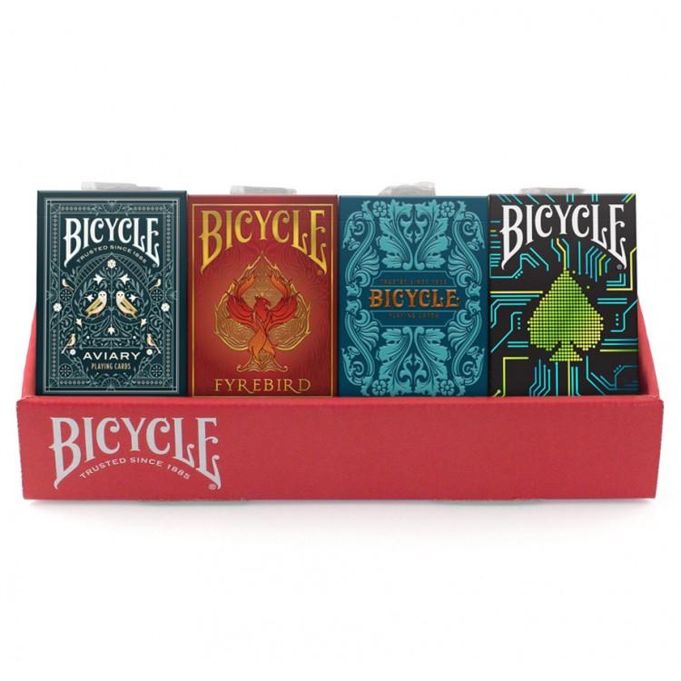 Bicycle 24ct Display: Premium 2021