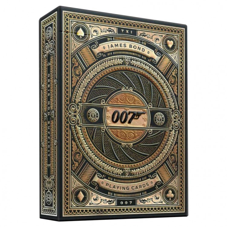 Playing Cards: Theory 11 James Bond 007