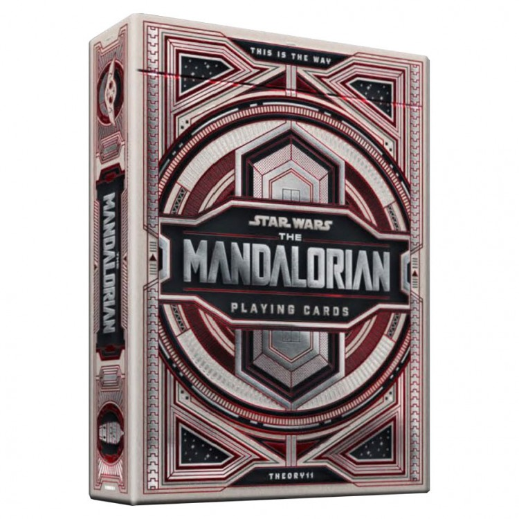 Playing Cards: Theory 11 The Mandalorian