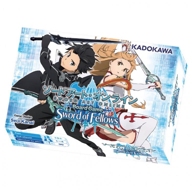 Sword Art Online Dice Game