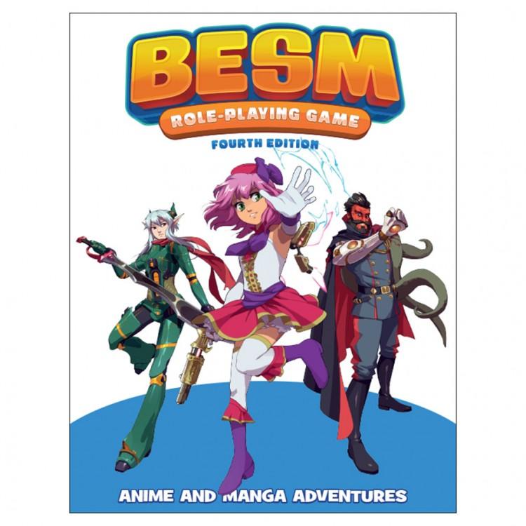 BESM Core Rulebook