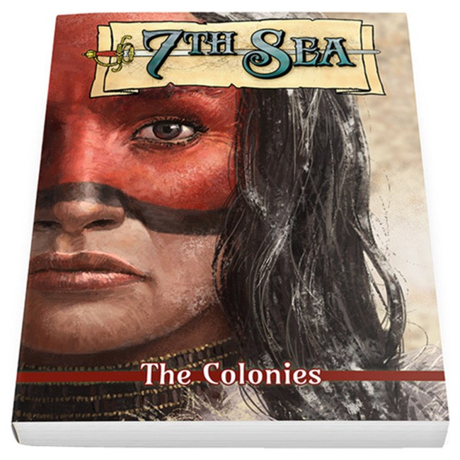 7th Sea The Colonies