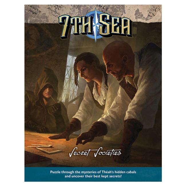 7th Sea Secret Societies