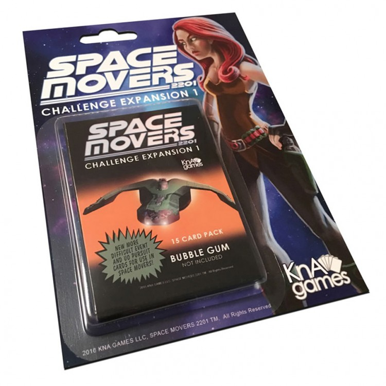 Space Movers Challenge Expansion I