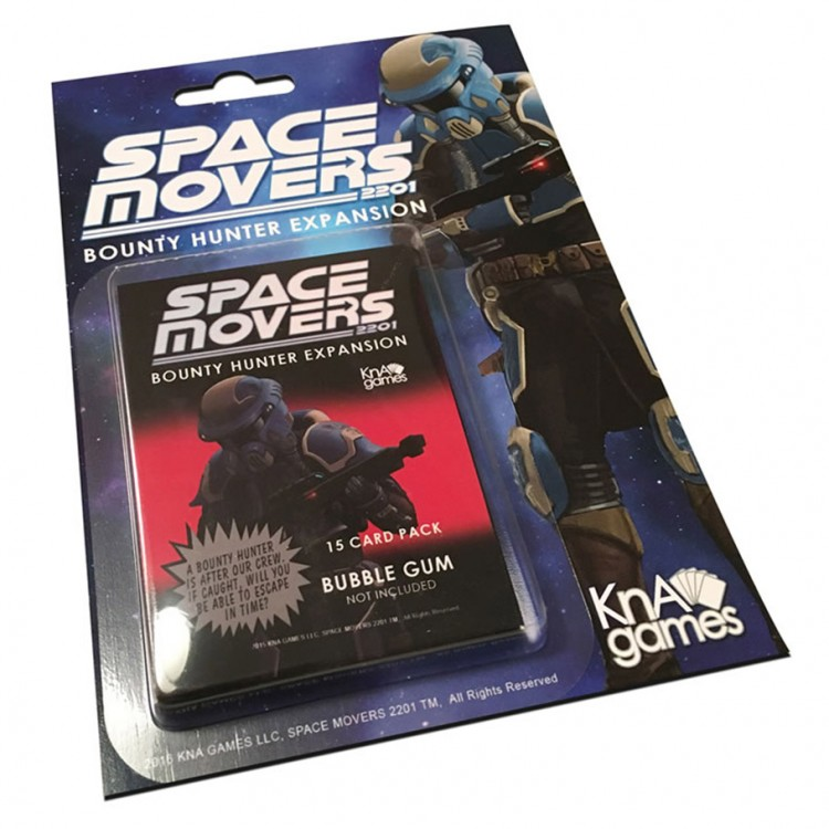 Space Movers Bounty Hunter Expansion