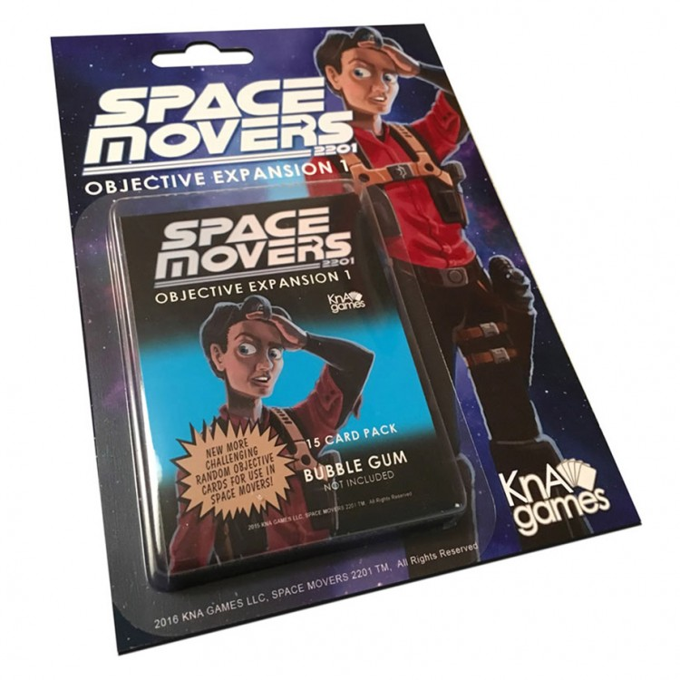 Space Movers Objective Expansion I