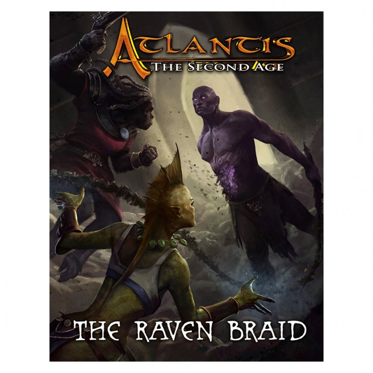 Atlantis: The Raven Braid