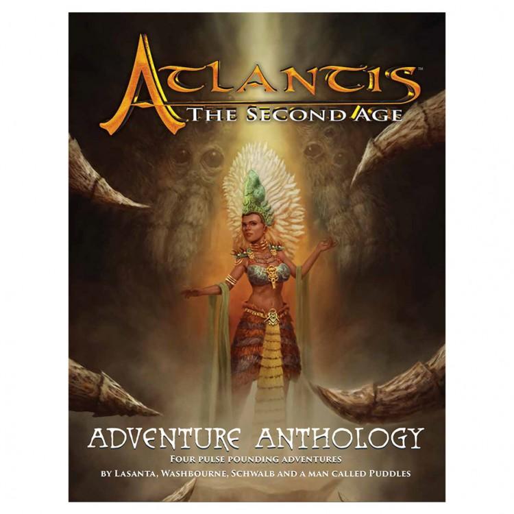 Atlantis: Adventure Anthology