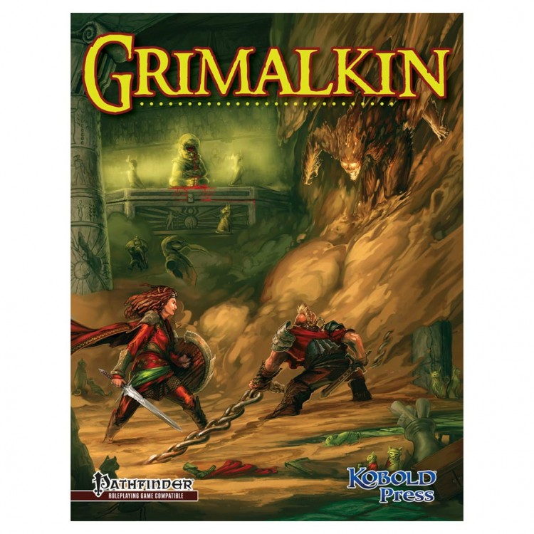 Grimalkin for Pathfinder