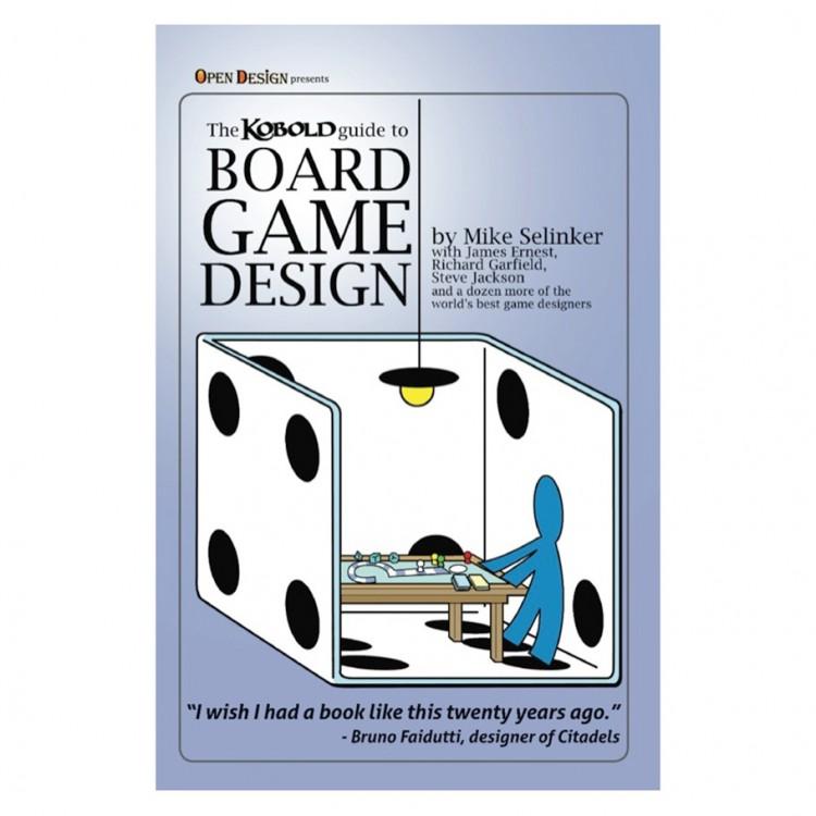 Kobold: Guide to Board Game Design
