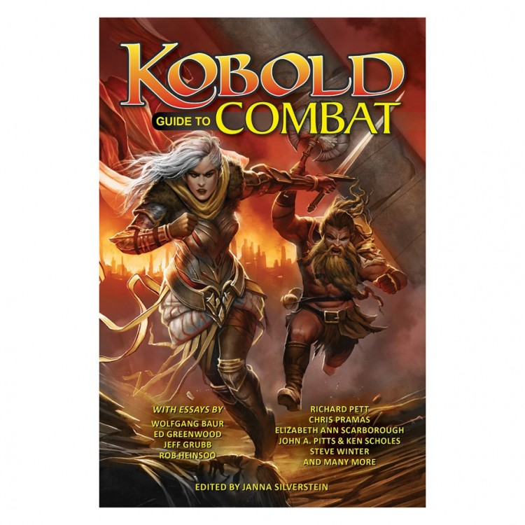 Kobold: Guide to Combat