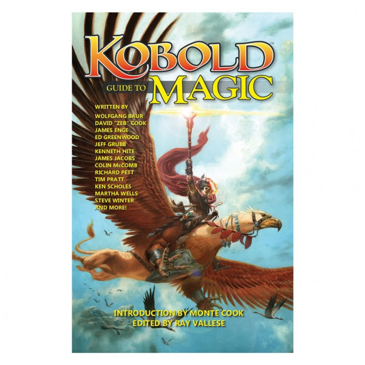 Kobold: Guide to Magic