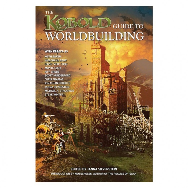 Kobold: Guide to Worldbuilding