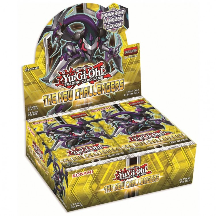 YGO: The New Challengers BD