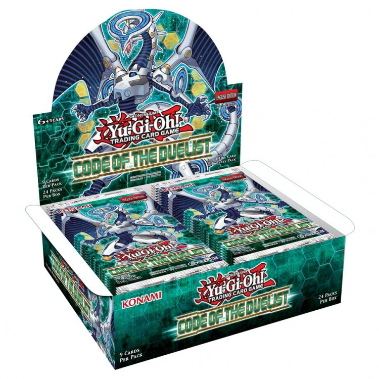 YGO: Code of the Duelist BD