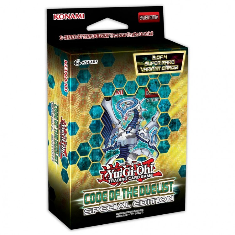 YGO: Code of the Duelist SE