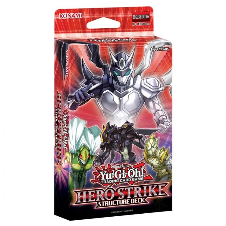 YGO: Hero Strike SD