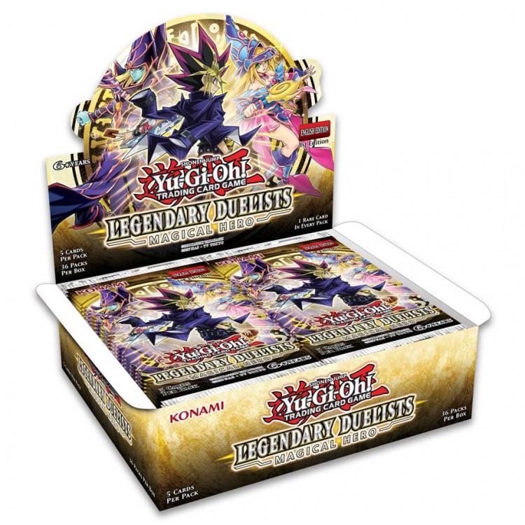 YGO: Legendary Duel: Magical Hero BD