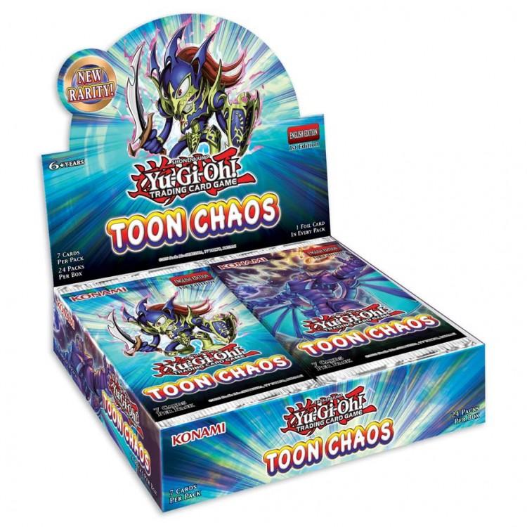 YGO: Toon Chaos BD