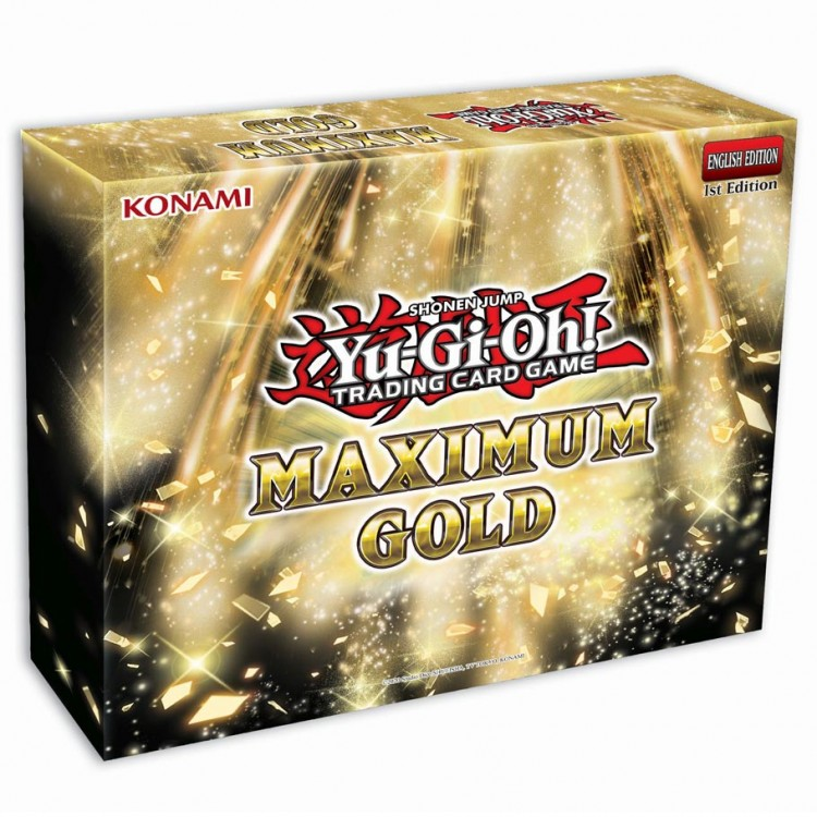 YGO: Maximum Gold