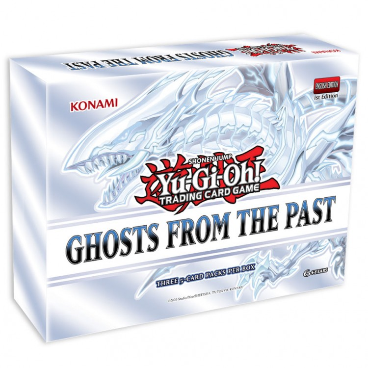 YGO: Ghosts from the Past BD