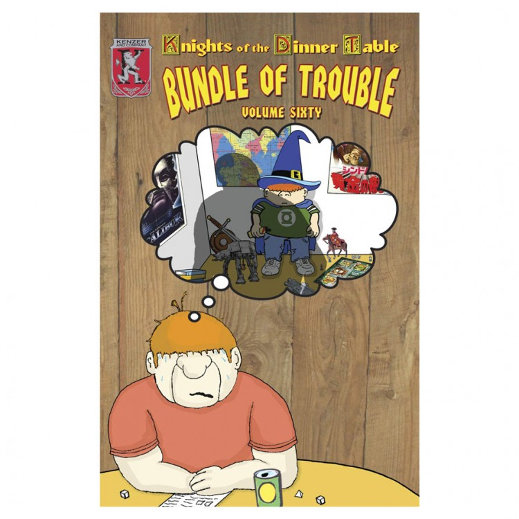 KoDT: Bundle of Trouble #60